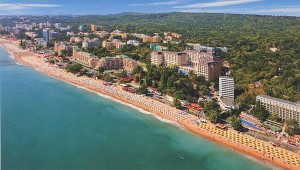 Bucharest-airport-to-Goldensands