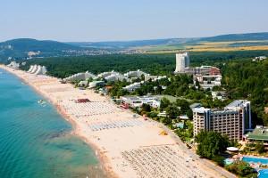 transfer Albena to Ruse - Bucharest