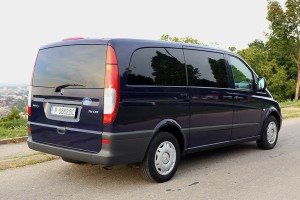 Hire taxi van in Ruse, Hire taxi car in Ruse