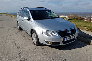 Transfer from Bucharest airport to Ruse